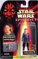 Picture of Star Wars Episode I Commtech Chip Padme Naerrie Action Figure