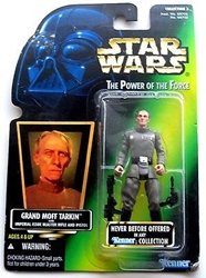 Picture of Star Wars Grand Moff Tarkin Power of the Force Action Figure