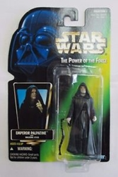 Picture of Star Wars Power of the Force Emperor Palpatine Action Figure