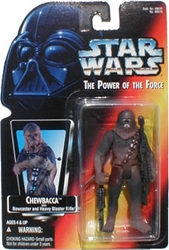 Picture of Star Wars Power of the Force Chewbacca Action Figure