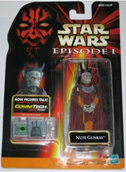 Picture of Star Wars Episode I Commtech Chip Nute Gunray Action Figure