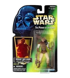 Picture of Star Wars Power of the Force Weequay Action Figure