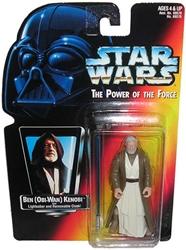 Picture of Star Wars Power of the Force Ben (Obi-Wan) Kenobi Action Figure
