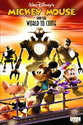 Picture of Mickey Mouse's World to Come SC