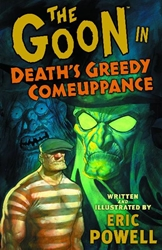 Picture of Goon (2003) Vol 10 SC Deaths Greedy Comeuppance