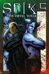 Picture of Spike the Devil You Know Vol 01 SC