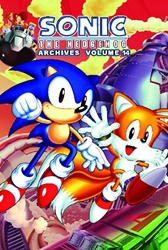 Picture of Sonic the Hedgehog Archives Vol 14 SC