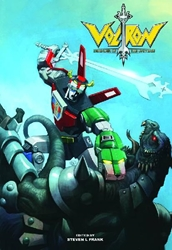 Picture of Voltron Defender Universe Official Art Book HC