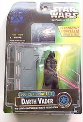 Picture of Star Wars Darth Vader Electronic Power F/X Power of the Force Action Figure