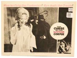 Picture of Curse of the Living Corpse Lobby Card