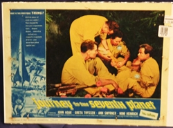 Picture of Journey to the Seventh Planet Lobby Card