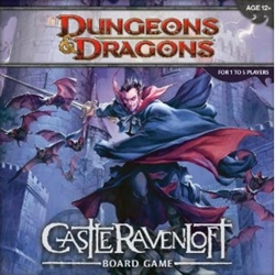 Picture of Dungeons and Dragons Castle Ravenloft Board Game