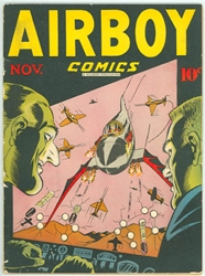 Picture of Airboy Comics (1946) #10