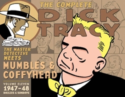 Picture of Complete Chester Goulds Dick Tracy HC VOL 11
