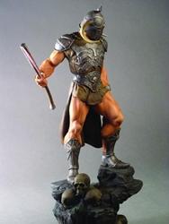 Picture of Frank Frazetta's Death Dealer Statue