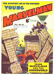 Picture of Young Marvelman Vol. 1 #42