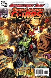 Picture of Green Lantern Corps (2006) #57