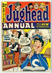 Picture of Archie's Pal, Jughead Annual #2
