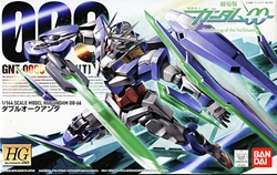 Picture of Gundam 00 00Q GNT-0000 00 Qan[T] HG 1/144 Scale Model Kit