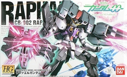 Picture of Gundam 00 Raphael HG 1/144 Scale Model Kit