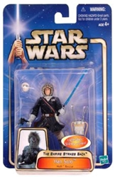 Picture of Star Wars Saga Han Solo (Hoth Rescue) #13 Action Figure