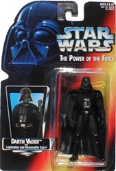 Picture of Star Wars Power of the Force Darth Vader Action Figure