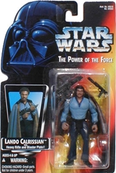 Picture of Star Wars Lando Calrissian Power of the Force Action Figure