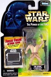 Picture of Star Wars Power of the Force Freeze Frame Lak Sivrak Action Figure