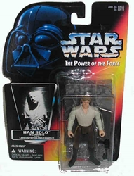 Picture of Star Wars Han Solo (Carbonite) Power of the Force Action Figure