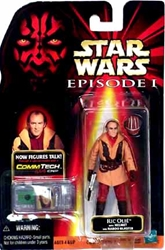 Picture of Star Wars Episode I Commtech Chip Ric Olie Action Figure