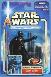 Picture of Star Wars Saga Darth Vader (Bespin Duel) #30 Action Figure