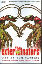 Picture of Exterminators TP VOL 03 Lies of Our Fathers (Mr)