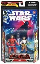Picture of Star Wars 30th Anniversary Comic Pack Koffi Arana and Bultar Swan #13