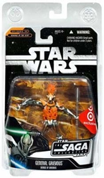 Picture of Star Wars General Grievous (Demise of Grievous) Saga Collection Action Figure