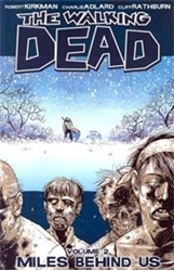 Picture of Walking Dead Vol 02 SC Miles Behind Us