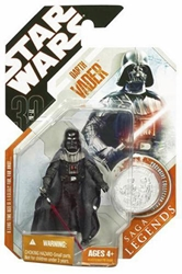 Picture of Star Wars Darth Vader Saga Legends 30th Anniversary Action Figure