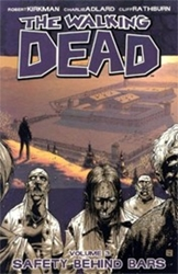 Picture of Walking Dead Vol 03 SC Safety Behind Bars (Mr)