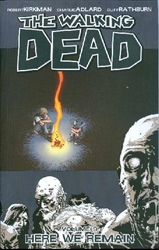 Picture of Walking Dead Vol 09 SC Here We Remain