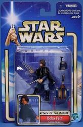 Picture of Star Wars Attack of the Clones Boba Fett (Kamino Escape) #07 Action Figure
