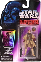Picture of Star Wars Leia Boushh Disguise Shadows of the Empire Action Figure