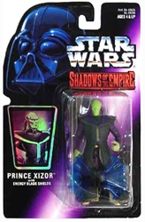 Picture of Star Wars Prince Xizor Shadows of the Empire Action Figure