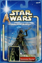 Picture of Star Wars Geonosian Warrior Attack of the Clones '02 #15 Action Figure