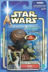 Picture of Star Wars Yoda (Jedi Master) Attack of the Clones '02 #23 Action Figure