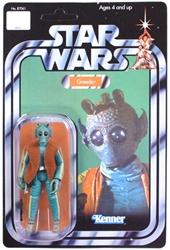 Picture of Star Wars Vintage Saga Collection Greedo Action Figure