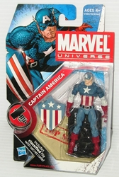 Picture of Marvel Universe Series 2 Captain America #008 Action Figure