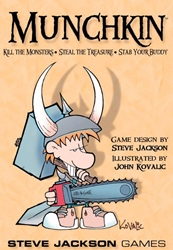 Picture of Munchkin Card Game (Revised)