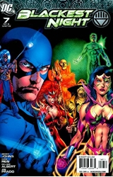 Picture of Blackest Night #7