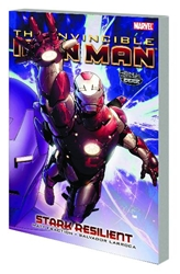 Picture of Invincible Iron Man Vol 05 SC Stark Resilient Book 01