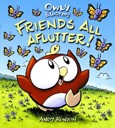 Picture of Owly and Wormy Friends All Aflutter HC