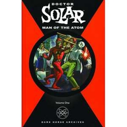 Picture of Doctor Solar Man of the Atom Vol 01 HC
